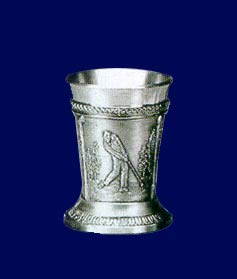 Buy Whisky cup gold