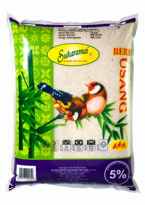 Buy Local rice Beras Usang