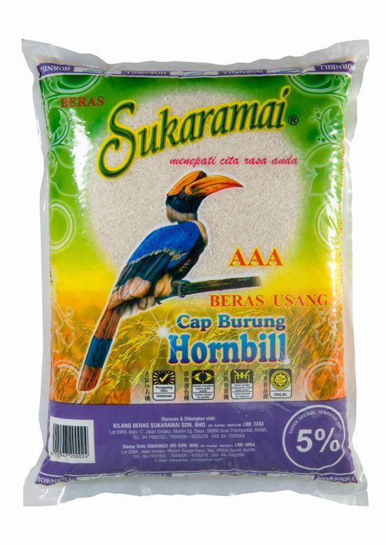 Buy Local rice Hornbill Usang