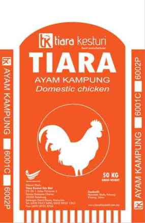 Buy Feed for domestic chickens Tiara