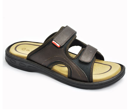 Buy Men's sandals GUZZO ACTIVE DK BROWN Carton