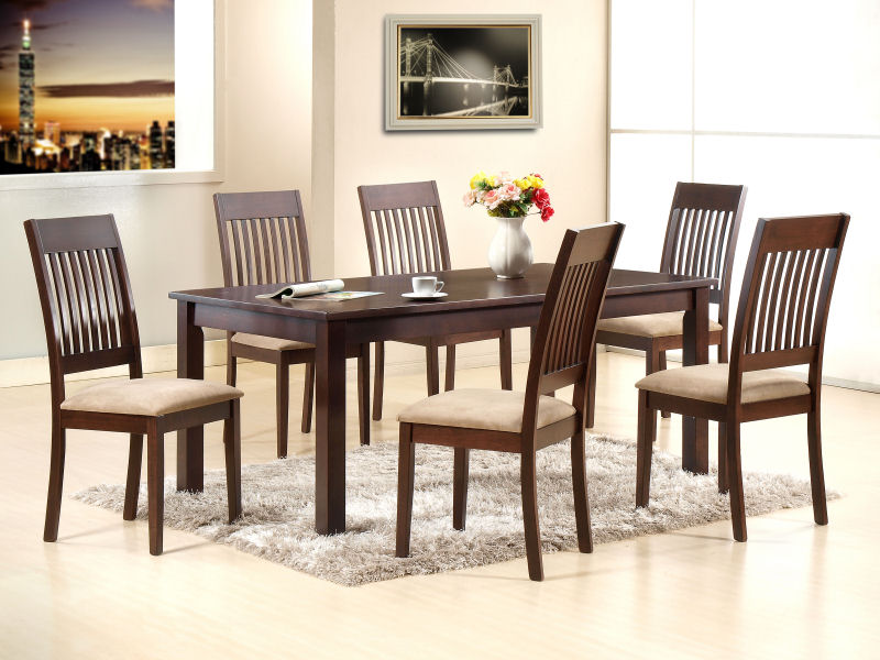 Buy Tables for dining room SEVILLA-II 7PC SET