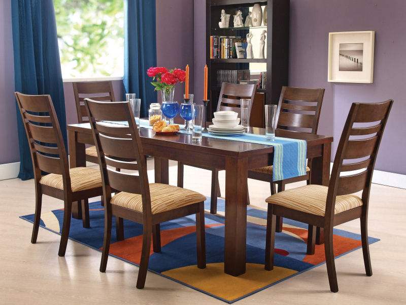 Buy Tables for dining room WILSON 7PC SET
