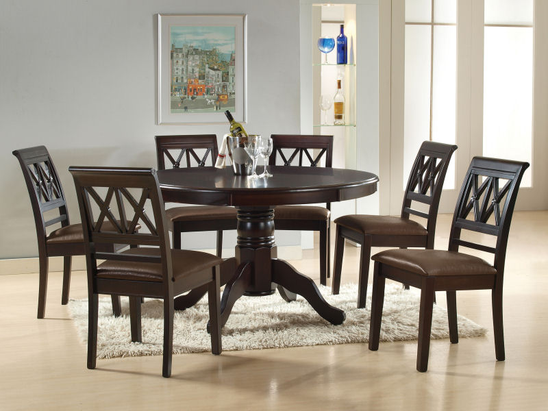 Buy Tables for dining room BALI-II 7PC SET