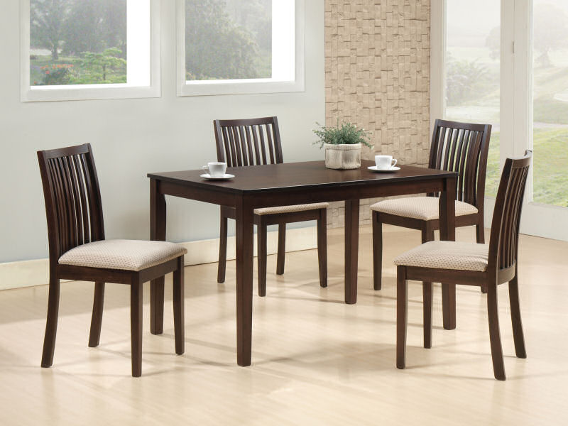 Buy Tables for dining room BERRY 5PC SET