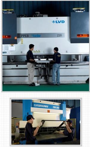 Buy • LVD PPEB 220 with Easy Form Laser CNC- 4 metres • Gasparini PBS 135 – 3 metres • Gasparini XP50 – 2 metres • Gasparini PBS 45 – 2 metres • Gasparini PBS 45 – 1.5 metres • Amada CNC Hydraulic Press Brake (Model: RG-50) • Emak (Model: AP-3100-X