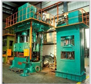 Buy • Hydraulic Presses (Cap: 1000 tons) 1 unit • Hydraulic Presses (Cap: 350 tons) 1 unit • Hydraulic Press Brake Model: A60/310 1 unit • Hydraulic Press Brake Model: BS 38 (Capacity: 300 tons/180/310) 2 units • Hydraulic Press brake Deep-draw Machin