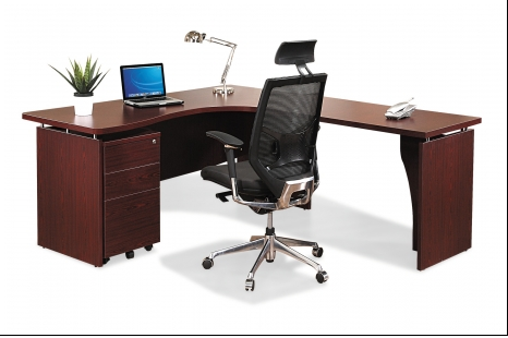 Buy Office furniture Elegance - L Series