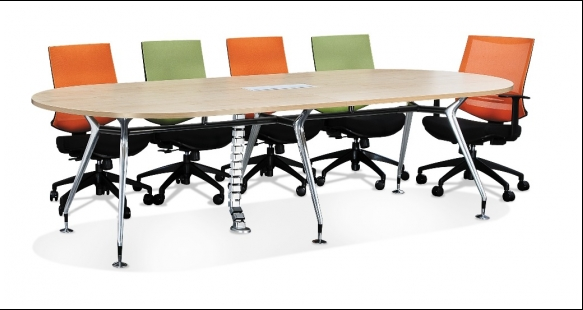 Buy Office furniture Conference Table with Abies Leg (Large Size)
