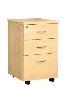 Buy Office furniture 2 Drawers 1 Filling Mobile Pedestal