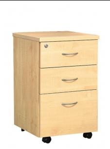 Buy Office furniture 2 Drawers 1 Filling Mobile Pedestal