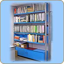 Buy Library Shelf