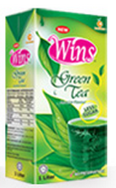 Buy Tea green packed