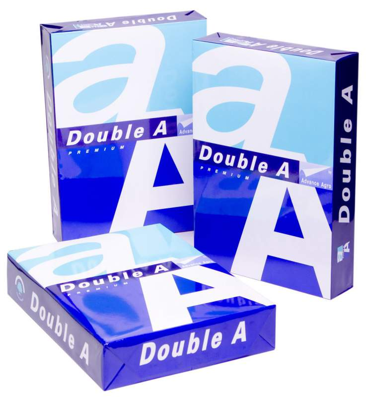 Buy Double A A3 & A4 80gsm, 75gsm, 70gsm Office Copy Paper