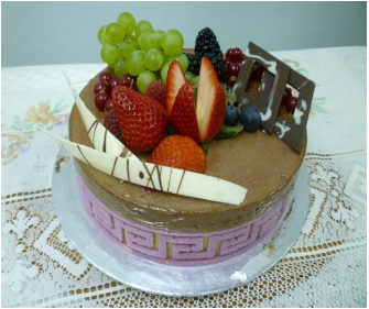 Buy MOUSSE CAKE