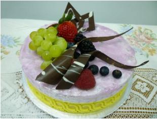 Buy YAM MOUSSE CAKE