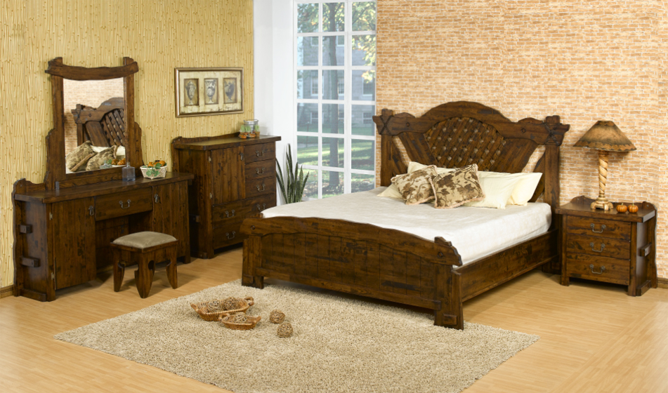 Set of bedroom furniture MAMBO