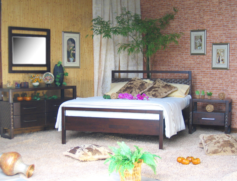 Superior Set Of Bedroom Furniture ALVIN