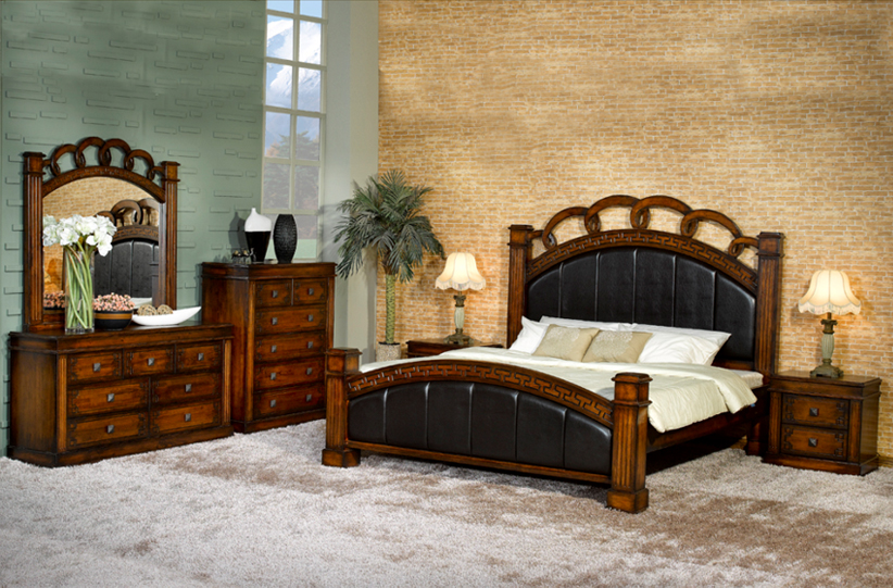 Buy Set of bedroom furniture AREVALO