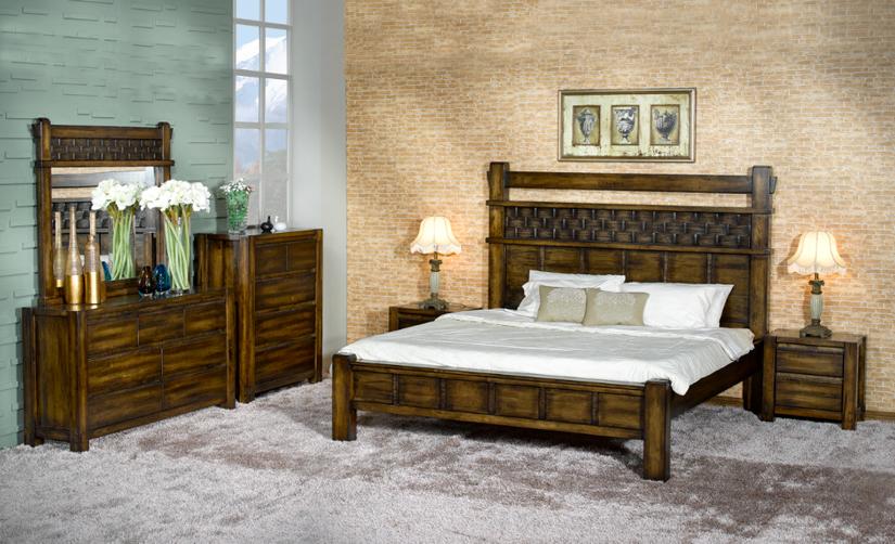 Buy Set of bedroom furniture CAROLINA