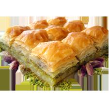 Buy Baklawa - Creamy Pistachio