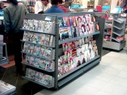 Buy Stands for magazines for book stores