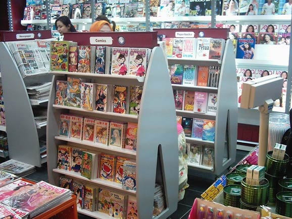 Buy Shelvings, sectional, book for Book stores