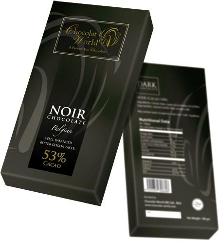 Buy NOIR- Balanced bitter with cocoa taste (100gm)