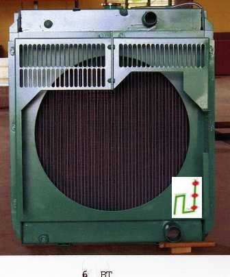 Buy 6BT GENSET RADIATOR