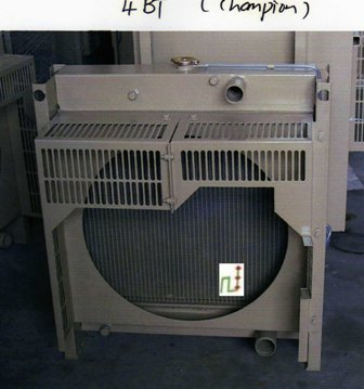 Buy 4BT Genset Radiator