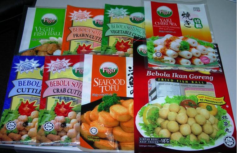 Buy Halal Frozen Food Stuff