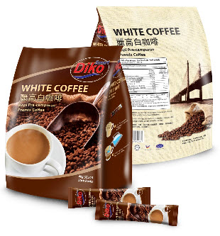 Buy 3 in 1 White Coffee