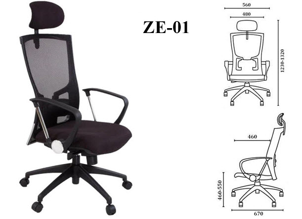 Buy Zent Series- Office Seating
