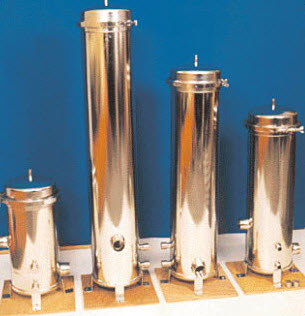 Buy Pressurized Stainless Steel Units