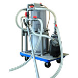 "Buy Self-priming slurry collecting system ""DOUBLE CYCLONE"""