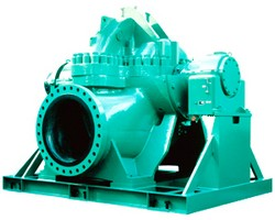 Buy MSH / MSH-T (Horizontal/twin-suction/axially split multi-stage pump)