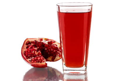 Delima Juice (Pomegranate Juice)