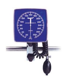 Buy Spirit CK-145 Rail Mounted Model Large Face Aneroid Sphygmomanometer