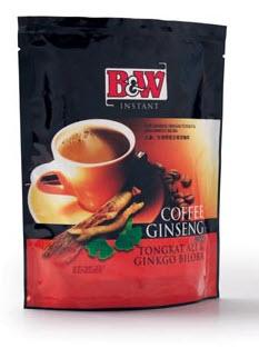 Buy Instant Coffee Ginseng with Tongkat Ali & Ginkgo Biloba