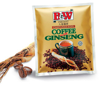Buy Instant Coffee with Ginseng Extract