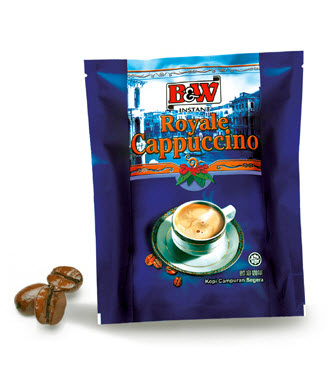 Buy Instant Royale Cappuccino