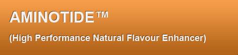 Buy AMINOTIDE™ natural flavour enhancer