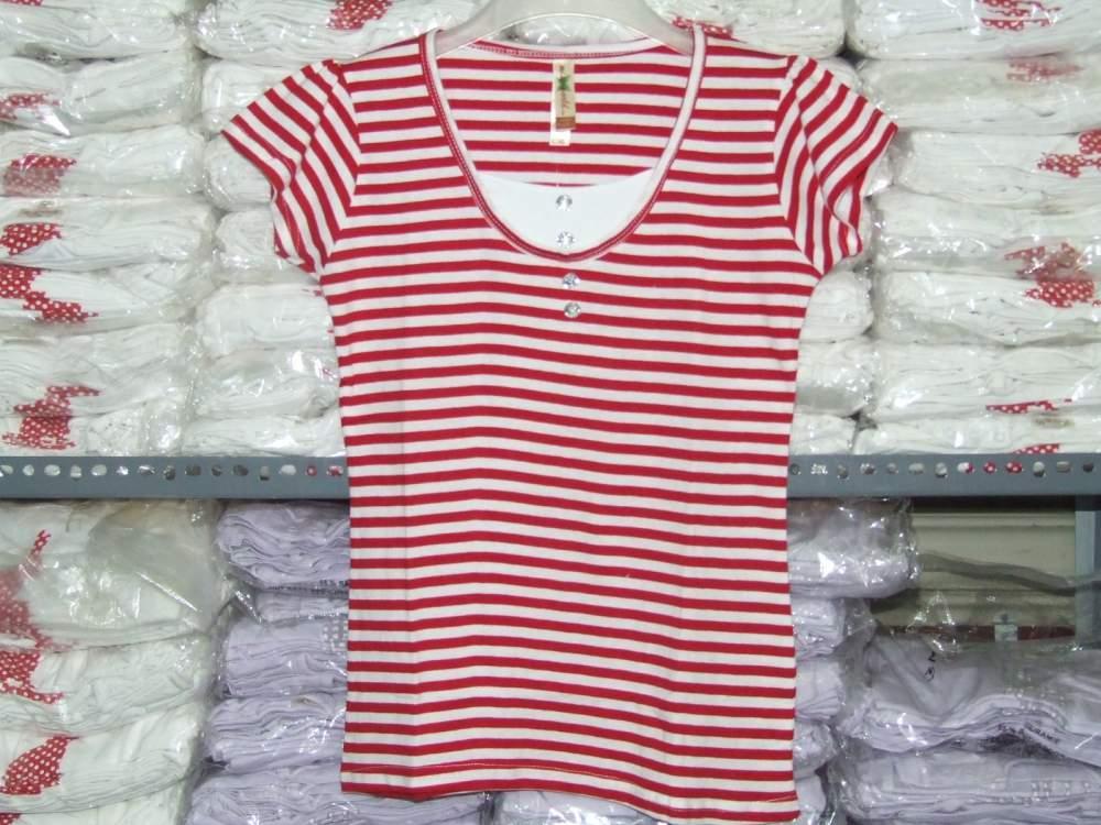 Buy Ladies Short Sleeve T-Shirts