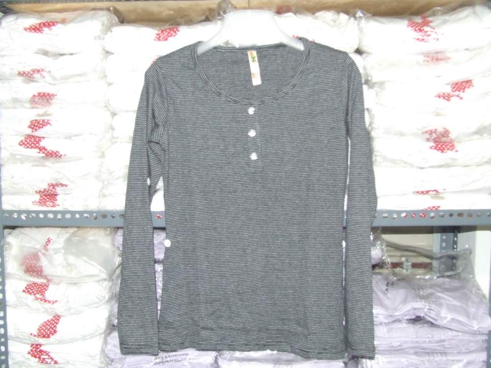 Buy Long Sleves Ladies T Shirt