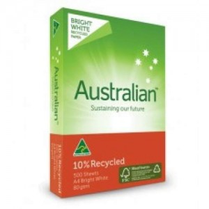 Buy Australian White copy paper 80gsm/75gsm/70gsm