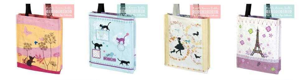 Buy T&T Japanese Handmade Canvas Tote Bag (B4 type)