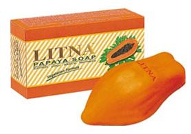 Buy LITNA Papaya Soap