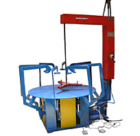 Buy Enveloping Spreader and Rimming Machine