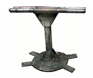 Buy Tyre spinner stand
