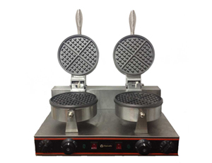 Buy Commercial Double Waffle Baker